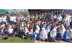 Youth of Kashmir have immense potential to contribute in nation building': MoS Home