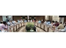 I&C Deptt hosts Interaction of Jammu Industrialists with Northern Railways Business Development Unit