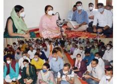DDC Udhampur presides over public outreach cum grievances redress Camp