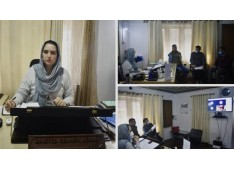 Dr. Sehrish asks officers to involve SHGs in income generating activities