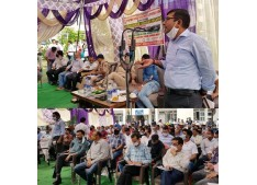 DC Kathua passes on the spot instructions to officers