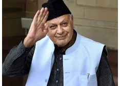 Kashmir will remain part of India even if I am killed: Farooq Abdullah
