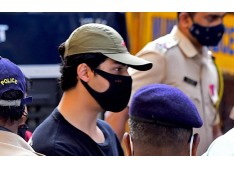Aryan Khan, others to stay in jails till 20th October in Drugs-On-Cruise case